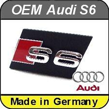 OEM Audi A6 C5 S6 Front Grill Badge Emblem (97-04) S Line Sport