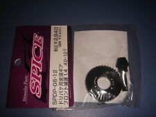 Yokomo Drift Package Aluminum Ring Gear Set/ 40T&12T (Spice)