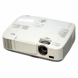 NEC NP-M311X HDMI Projector - Grade B - 3009 Lamp Hours Used