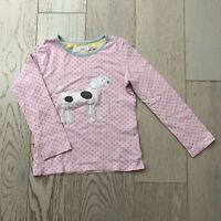 Little Joules Girls Pink Tshirt