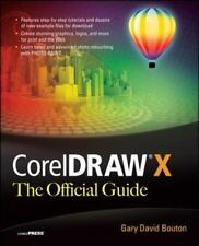 CorelDRAW X6 the Official Guide  VeryGood