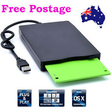 "portable USB Floppy Disk Drive For Laptop PC Win Mac H FDD 3.5"" External 1.44MB"
