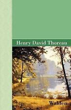 NEW Walden (Akasha Classic) by Henry David Thoreau
