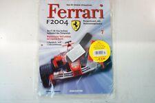 Kyosho DeAgostini Kit Ferrari F2004 / F1-04007 mit Heft OVP Ausgabe Nr.7