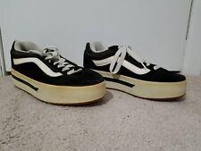 Vans Vintage Platform Sneakers - Women's 8 1/2, Men's 7