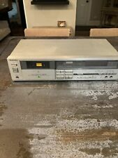 Vintage Technics Stereo dbx Cassette Deck Player Recorder Rs-M234X Made in Japan