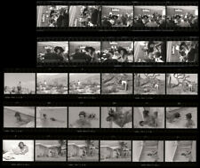 Collection of 5 Original 35mm Film Strip Negatives Elaine Stewart by Russ Meyer
