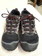 MERRELL Trail Glove Barefoot Outdoor Running Shoes Black Molten Lava Mens 10