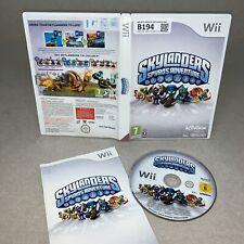 Skylanders Sypro's Adventure Nintendo Wii Game B194
