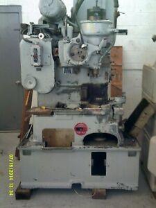 FELLOWS GEAR SHAPER #7 No change gears included. Works fine, used, Gray paint.