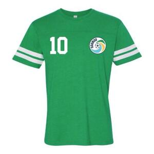 New York Cosmos Jersey NASL Pele Jersey Vintage Styled   All Sizes
