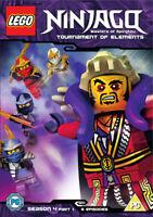 LEGO Ninjago - Masters of Spinjitzu: Season 4 - Part 1 DVD (2016) Jillian