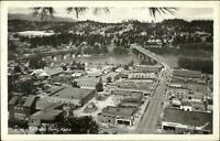 Bonners Ferry ID H-97 Real Photo Postcard