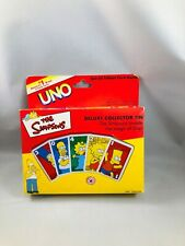 The Simpsons UNO Collector Tin 2001