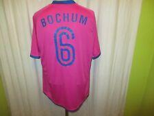 "VfL Bochum Original Matchworn Trikot 2009/10 ""Sparkasse Gut"" + Nr.6 Gr.L TOP"