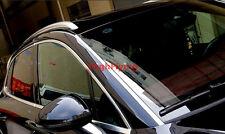 For Porsche Cayenne 2011-2016 Car Front windshield strip trim Decoration 2PCS