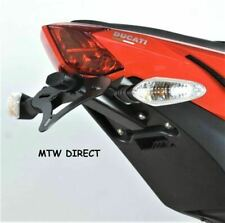 R&G Tail Tidy / Licence Plate Holder Ducati 848 Streetfighter 2012 -2015