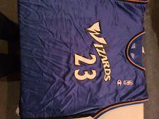 Micheal JORDAN Jersey Vintage CHAMPION size 48 Washington Wizards #23