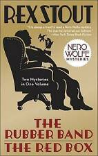 The Rubber Band/The Red Box 2-In-1 by Rex Stout (Paperback, 2009)