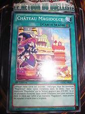 YU-GI-OH! COMMUNE CHÂTEAU MAGIDOLCE REDU-FR061 MINT EDITION 1 FRANCAIS NEUF