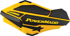 POWERMADD SENTINAL HANDGUARDS (SKI-DOO YELLOW/BLACK)