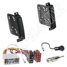 2-DIN Radioblende ISO Adapterkabel Einbauset für Jeep Grand Cherokee WK ab 2011