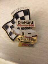 1997 Die Hard 500 Talladega Won By Terry Labonte Nascar Pin.
