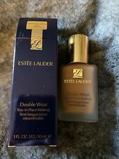 Estee Lauder Double Wear Stay in Place Makeup 6N1 Mocha 1 Oz Boxed