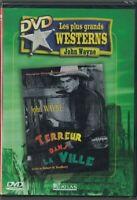 DVD TERREUR DANS LA VILLE LES PLUS GRANDS WESTERNS JOHN WAYNE ATLAS SOUS BLISTER