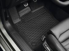 Volkswagen Original Passat Allwettermatten Gummi Fußmatten Vorne 2er Satz