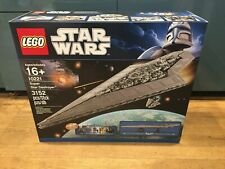 NEW LEGO STAR WARS SUPER STAR DESTROYER 10221. MISB UCS RARE DISCONTINUED 2