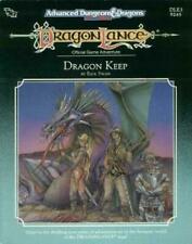TSR Dragonlance Dragon Keep SC DLE3 9245