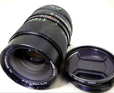 Vivitar 35mm f1.9 Manual Lens adapted to Sony E cameras NEX ILCE α6300 α5300 5R