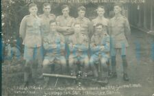 More details for 1920 south wales borderers winners lewis gun comp kailana all soldiers named 4pt