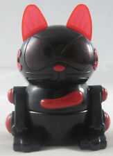 McDonald's Robo-Chi Interactive Pets HM - Meow-Chi Black/Red Cat - OOP 2001