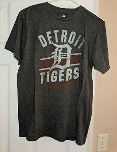 Detroit Tigers T Shirt Size Medium