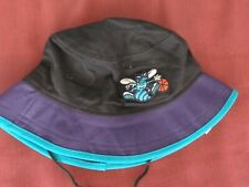 NBA Charlotte Hornets HARDWOOD CLASSIC  Bucket Hat ( L ) Old School by New Era