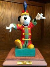 Disney Disneyana Convention Figurine - 1993 - The Band Concert 1935 - Signed *