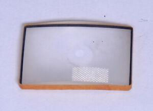 KONICA AutoReflex A Focusing Screen Vintage SLR Film Camera Parts