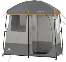 Ozark Trail 2-Room Non-Instant Shower Tent