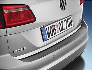 ORIGINAL VW Zierleiste Leiste Chromoptik Chrom Golf Sportsvan 510071360