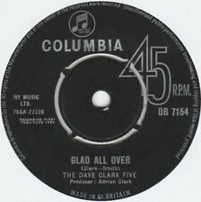 THE DAVE CLARK FIVE - Glad All Over - GOOD CONDITION