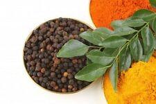 Orgánica la cúrcuma, pimienta negra & Canela – 60 cápsulas de 1000mg