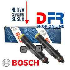 0280158827 INIETTORI 2 PEZZI FIAT MULTIPLA Doblo 1.6 BIPOWER NATURAL POWER BOSCH