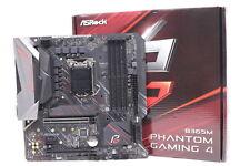 ASRock B365M Phantom Gaming 4 Micro ATX Motherboard [LGA 1151]  [DDR4]