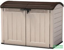 Keter Store It Out Ultra - Wheelie bin or garden storage