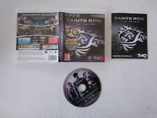 Saints Row 3 the third Playstation 3 PS3 FRancais