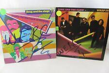 2 LP Record - DOUG & THE SLUGS - Wrap It & Music for The Hard of Thinking