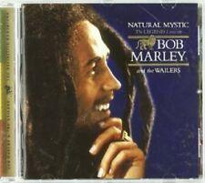 BOB MARLEY & THE WAILERS - NATURAL MYSTIC  CD  16 TRACKS REGGAE / POP  NEW+