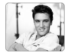 """9""""x7"""" MOUSE PAD - ELVIS PRESLEY 1 King of Rock n Roll Computer Office Mousepad"""